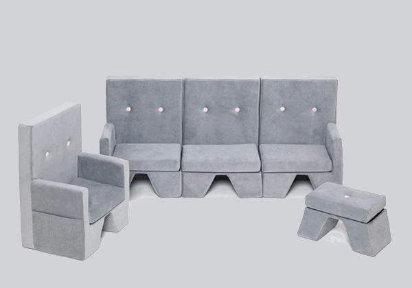Fotele i sofy premium