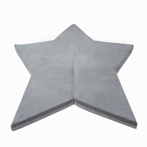 mata gwiazda - szara