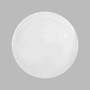 Piłeczka do basenu - biała