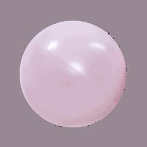 Piłeczka do basenu - różana