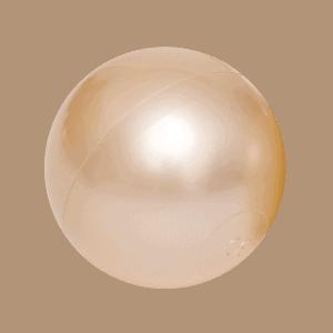 Piłeczka do basenu - złota - 5