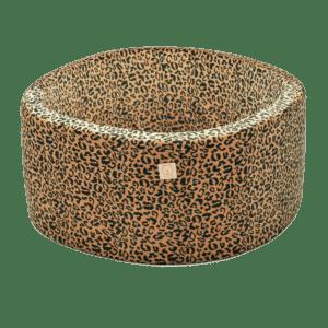 Suchy basen - okrągły - panterka