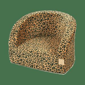 Fotelik dziecięcy - panterka