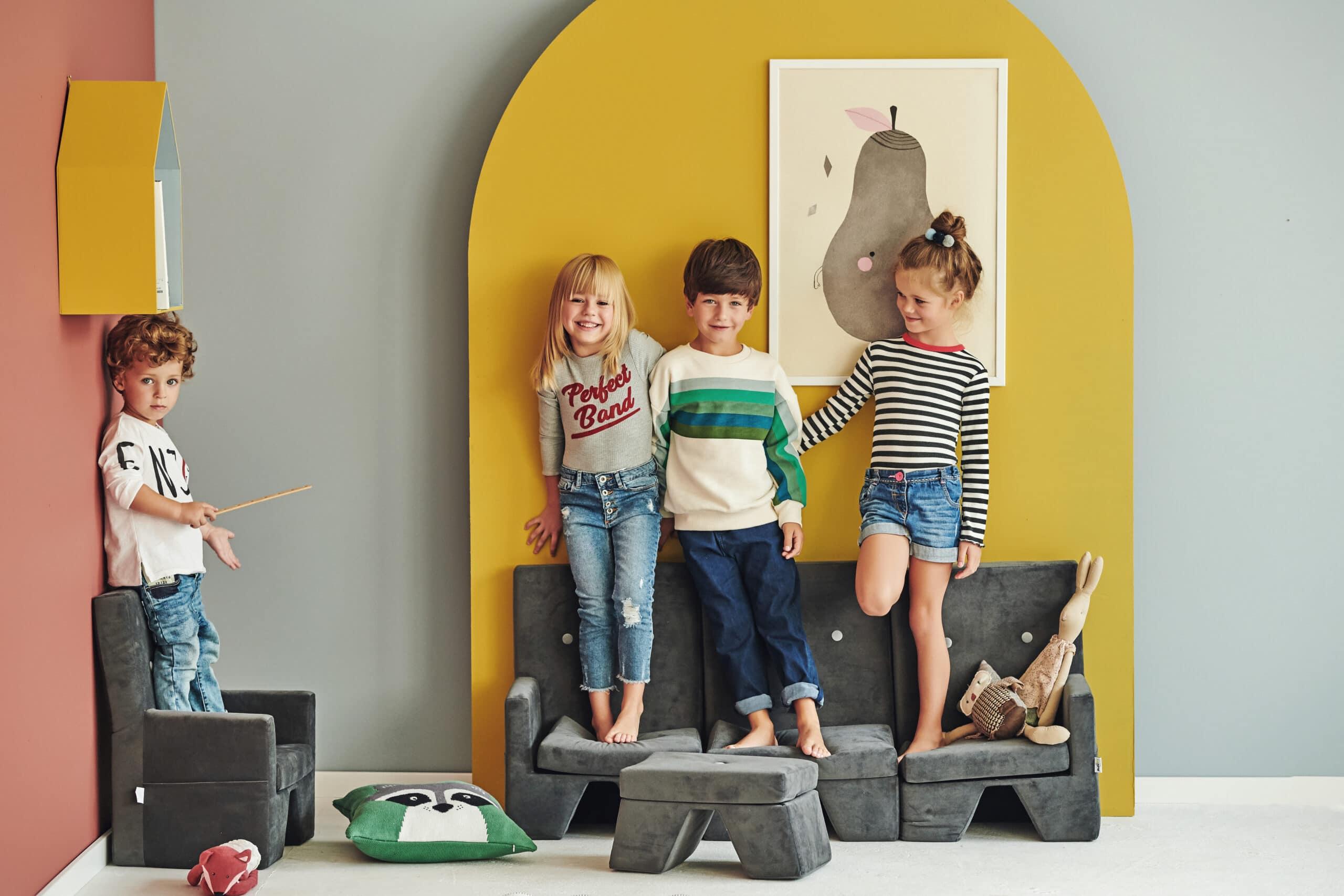 Jakie korzyści dają zabawy ruchowe dla dzieci?