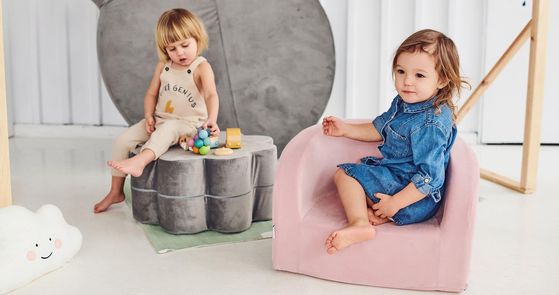 Jaki wybrać fotel do pokoju dziecka?