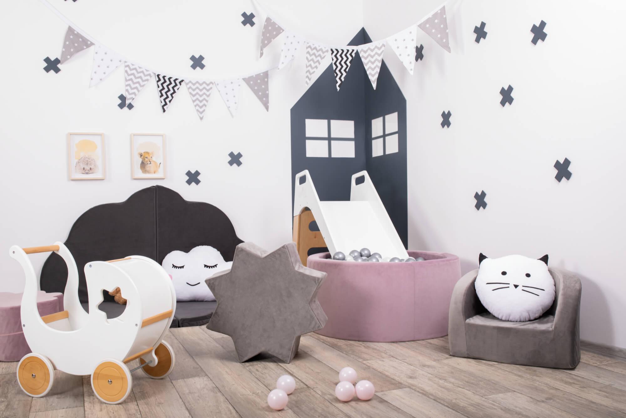 Jak udekorować pokój na urodziny dziecka?