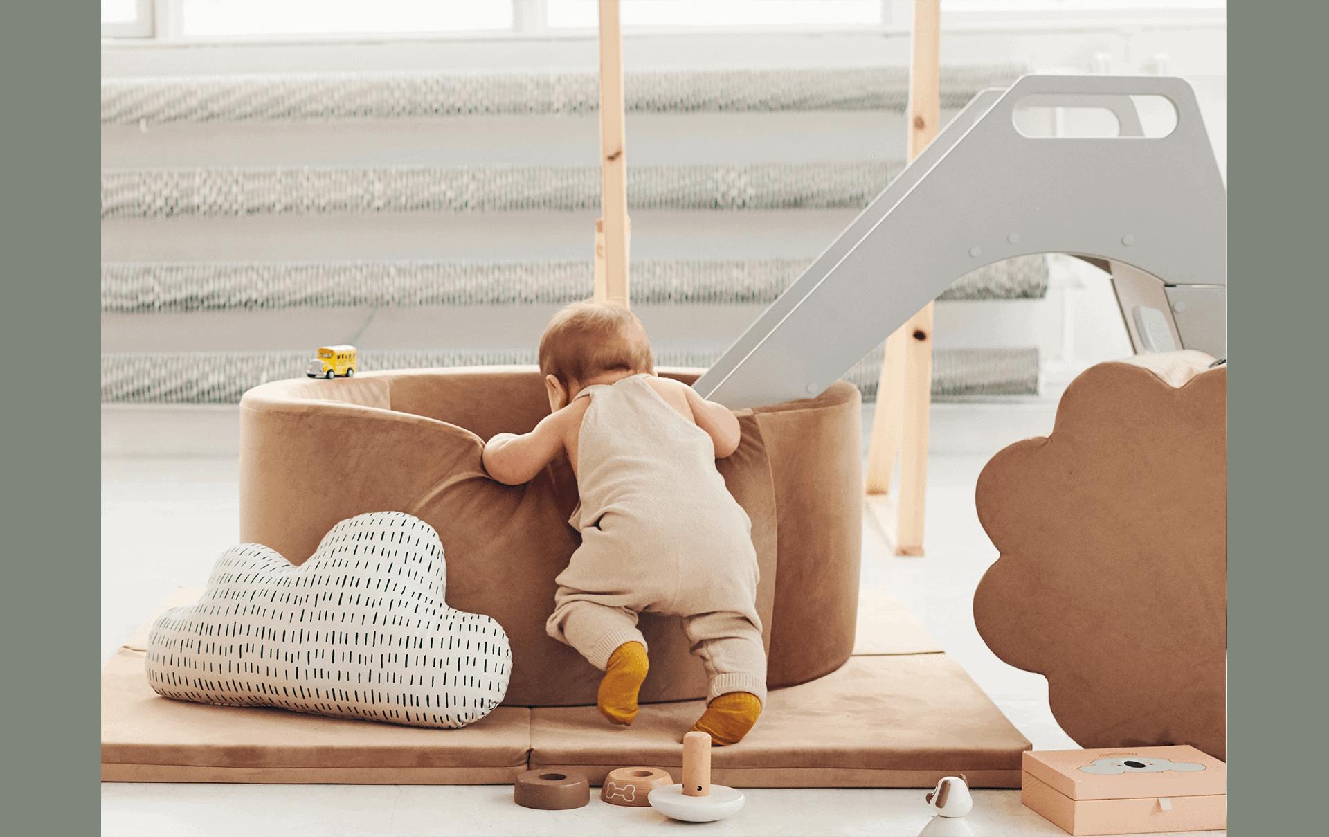 Okiem Fizjoterapeuty, stymulacja rozwoju dziecka