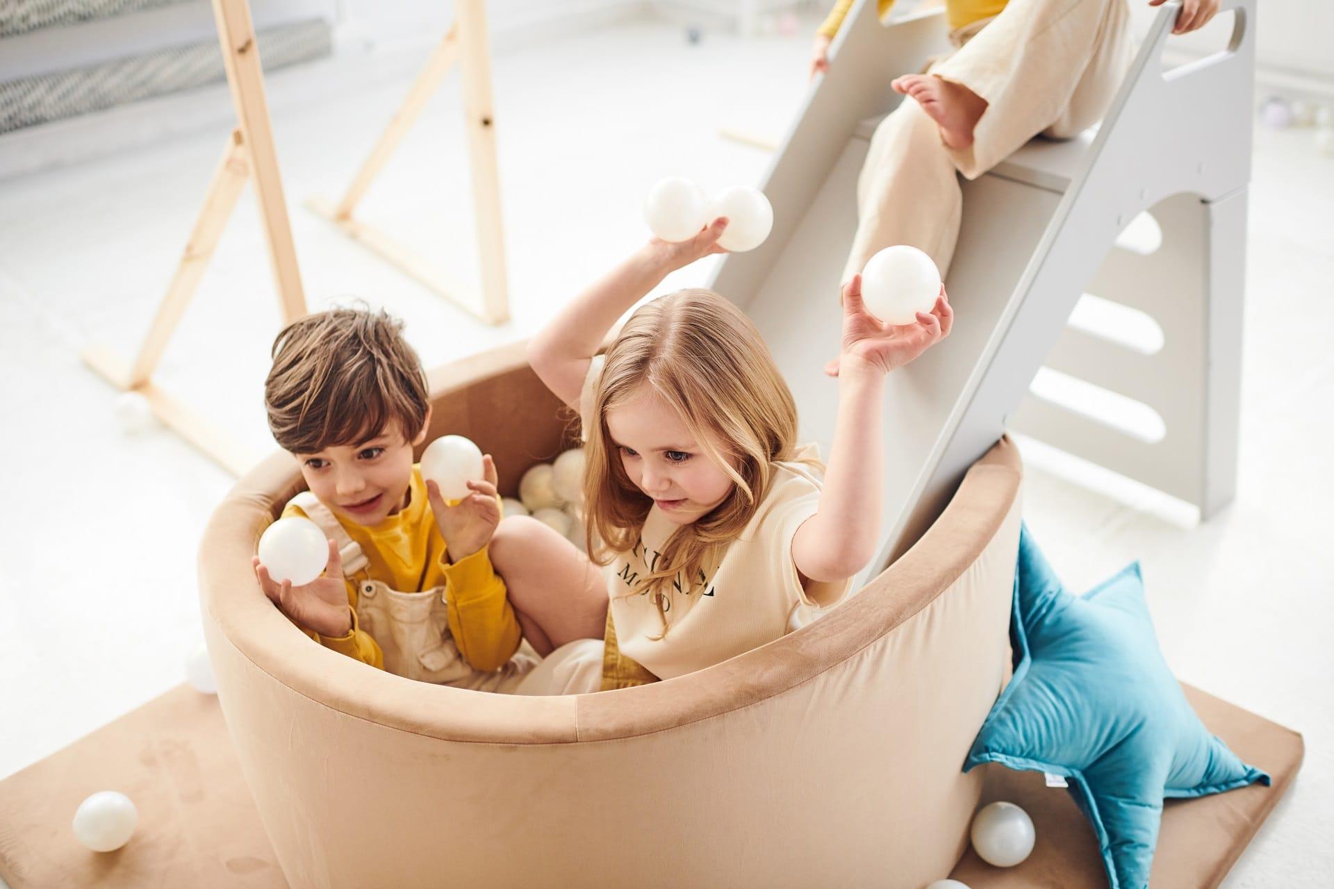 Czy da się urządzić plac zabaw dla dzieci w domu?
