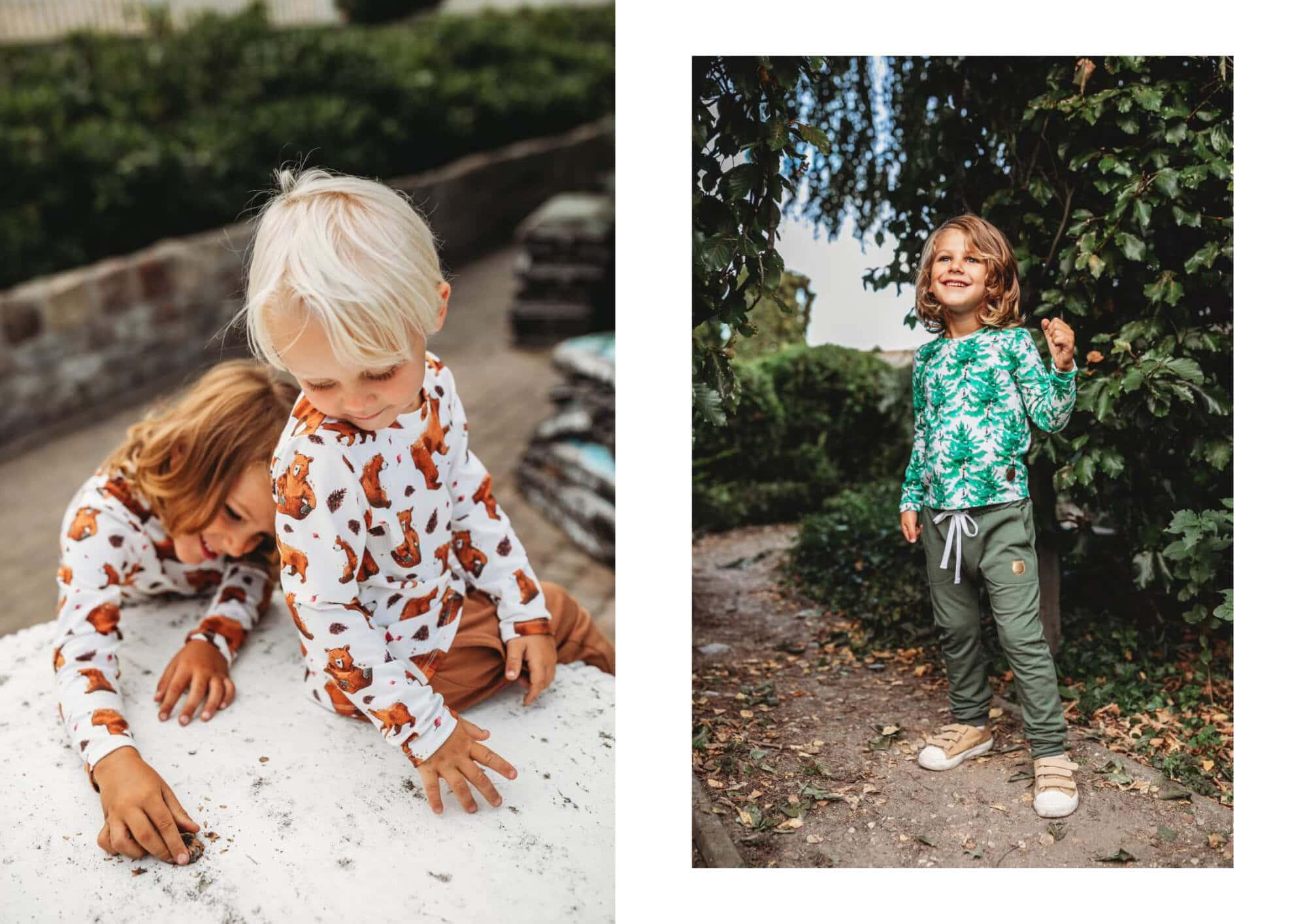 Misioo Koszulka – Teddy Footprints, 68/74