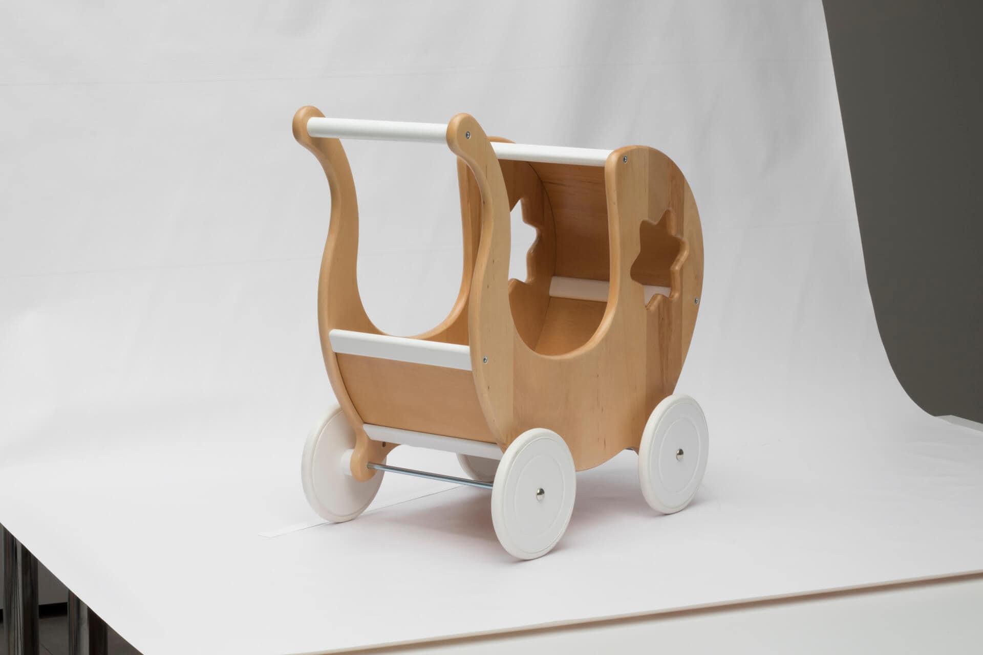 Jak powstają drewniane zabawki?